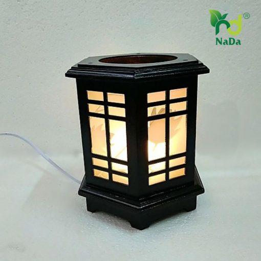 Đèn xông tinh dầu pha lê Nada Oils