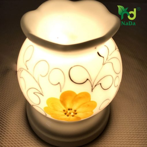 Đèn xông khuếch tán tinh dầu Bát Tràng Nada Oils