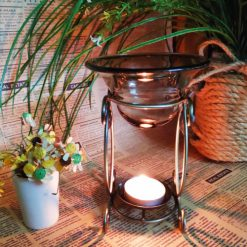 Đèn xông tinh dầu sắt Nada Oils
