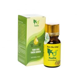 tinh dầu gừng nguyên chất Nada Oils