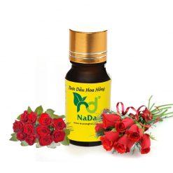 Tinh dầu hoa hồng nguyên chất Nada Oils