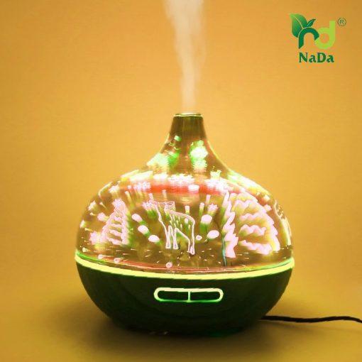 Máy xông tinh dầu 3d Nada - NDM1337