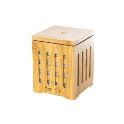Máy xông tinh dầu hộp gỗ tre Nada - NDM1286
