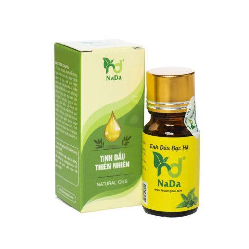 Tinh dầu bạc hà nguyên chất Nada Oils