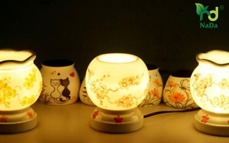 đèn xông tinh dầu điện là gì