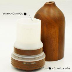 máy phun hải đăng Nada Oils