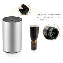 máy xông tinh dầu nguyên chất dành cho ô tô Nada