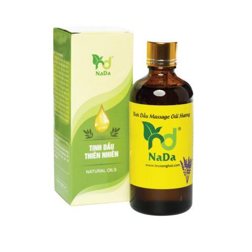 Tinh dầu massage Oải hương Nada