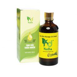 Tinh dầu massage Sả chanh Nada