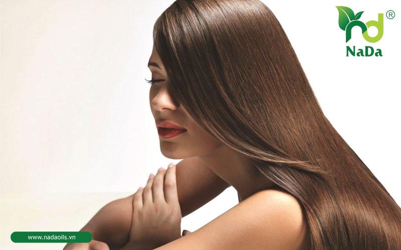 Khử mùi thức ăn bám trên tóc