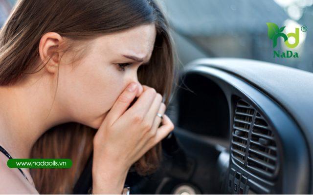 Cách khử mùi xe ô tô mới