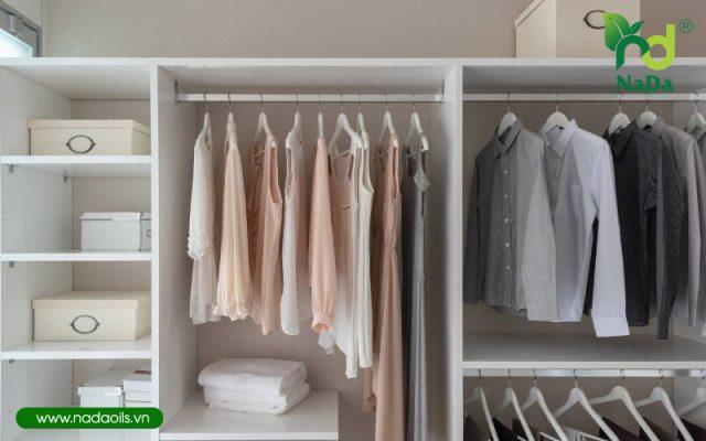 Cách làm thơm quần áo