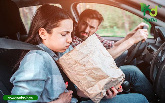 Chống say xe đơn giản bằng 5 cách hiệu quả nhất